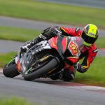 Bradley Ward focused on return to racing after New Jersey crash